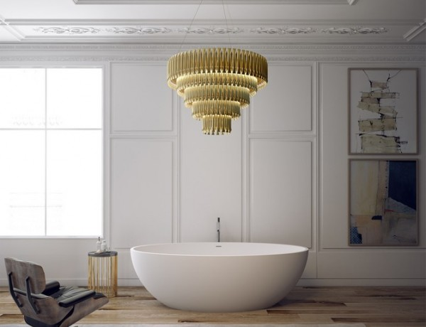 5 Great Ideas That Bring Home The Luxury Spa. To see more Luxury Bathroom ideas visit us at www.luxurybathrooms.eu #luxurybathrooms #homedecorideas #bathroomideas @BathroomsLuxury
