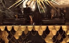 Maison et Objet Paris: Koi Collection by Maison Valentina. To see more Luxury Bathroom ideas visit us at www.luxurybathrooms.eu #luxurybathrooms #homedecorideas #bathroomideas @BathroomsLuxury