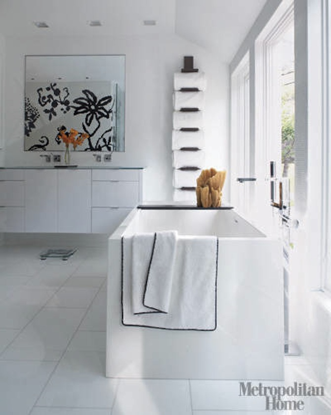 Modern luxury bathrooms that you will love for Bisazza bathroom ideas