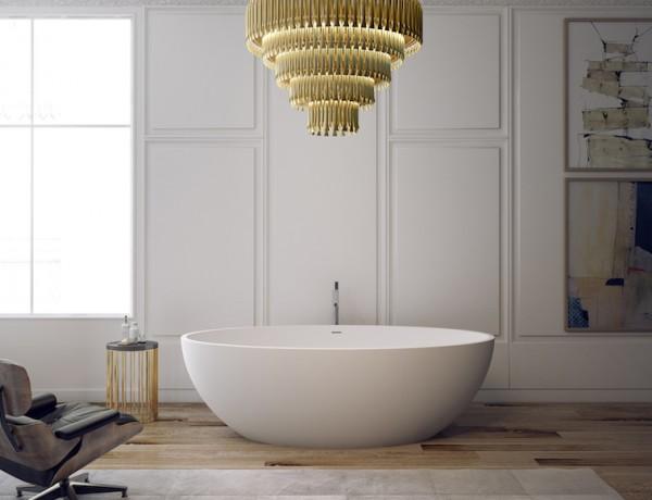 10 Astonishing Luxury Bathroom Ideas That Will Amuse You. To see more Luxury Bathroom ideas visit us at www.luxurybathrooms.eu #luxurybathrooms #homedecorideas #bathroomideas