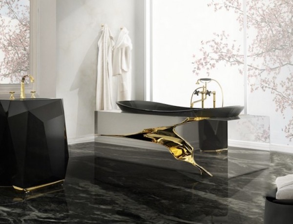 Bathroom Trends for 2016 by Maison Valentina. To see more Luxury Bathroom ideas visit us at www.luxurybathrooms.eu #luxurybathrooms #homedecorideas #bathroomideas @mvalentinabath