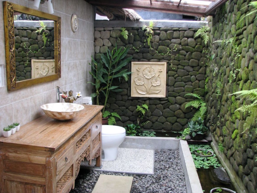 outdoor bathrooms ideas 10 astonishing tropical bathroom ideas that you must see today 14470
