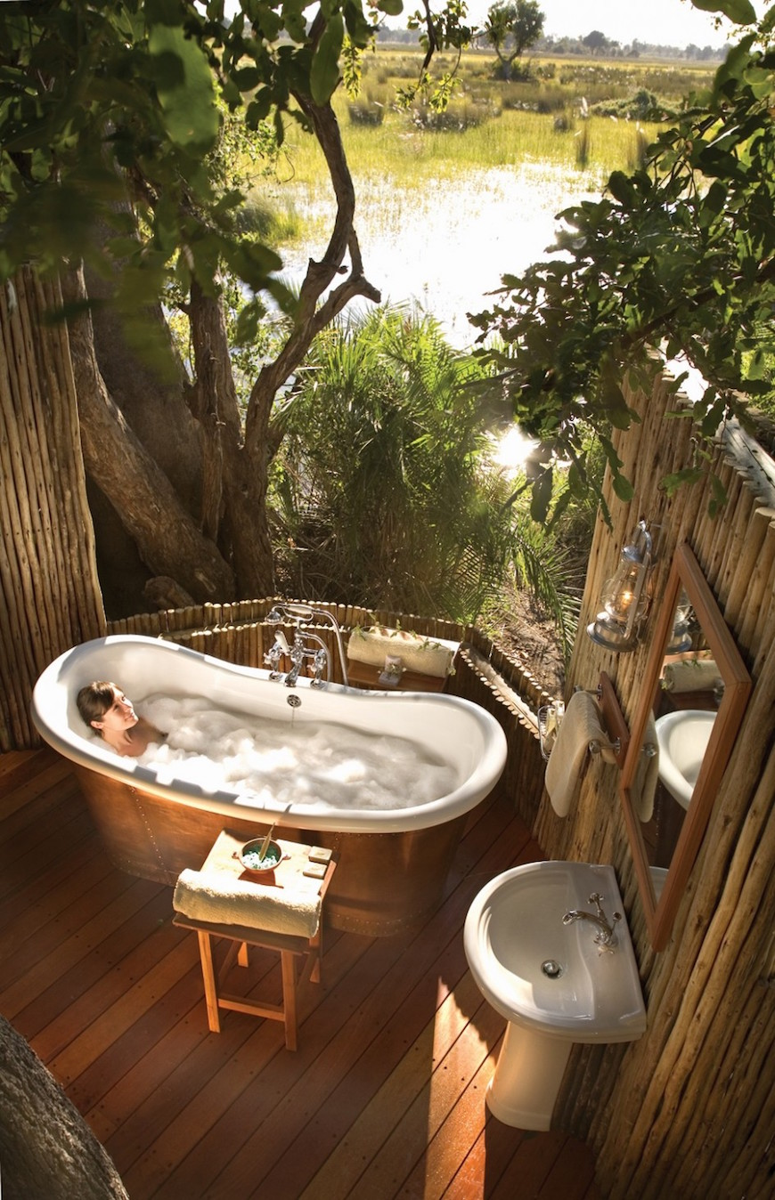 Rosbd50 Remarkable Outdoor Shower Bathroom Design Wtsenates