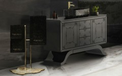 50 Magnificent Master Bathroom Ideas 10 elegant black bathroom design ideas that will inspire you 10 Elegant Black Bathroom Design Ideas That Will Inspire You 10 Elegant Black Bathroom Design Ideas That Will Inspire You 240x150