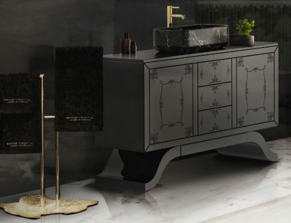 50 Magnificent Master Bathroom Ideas 10 elegant black bathroom design ideas that will inspire you 10 Elegant Black Bathroom Design Ideas That Will Inspire You 10 Elegant Black Bathroom Design Ideas That Will Inspire You 600x460