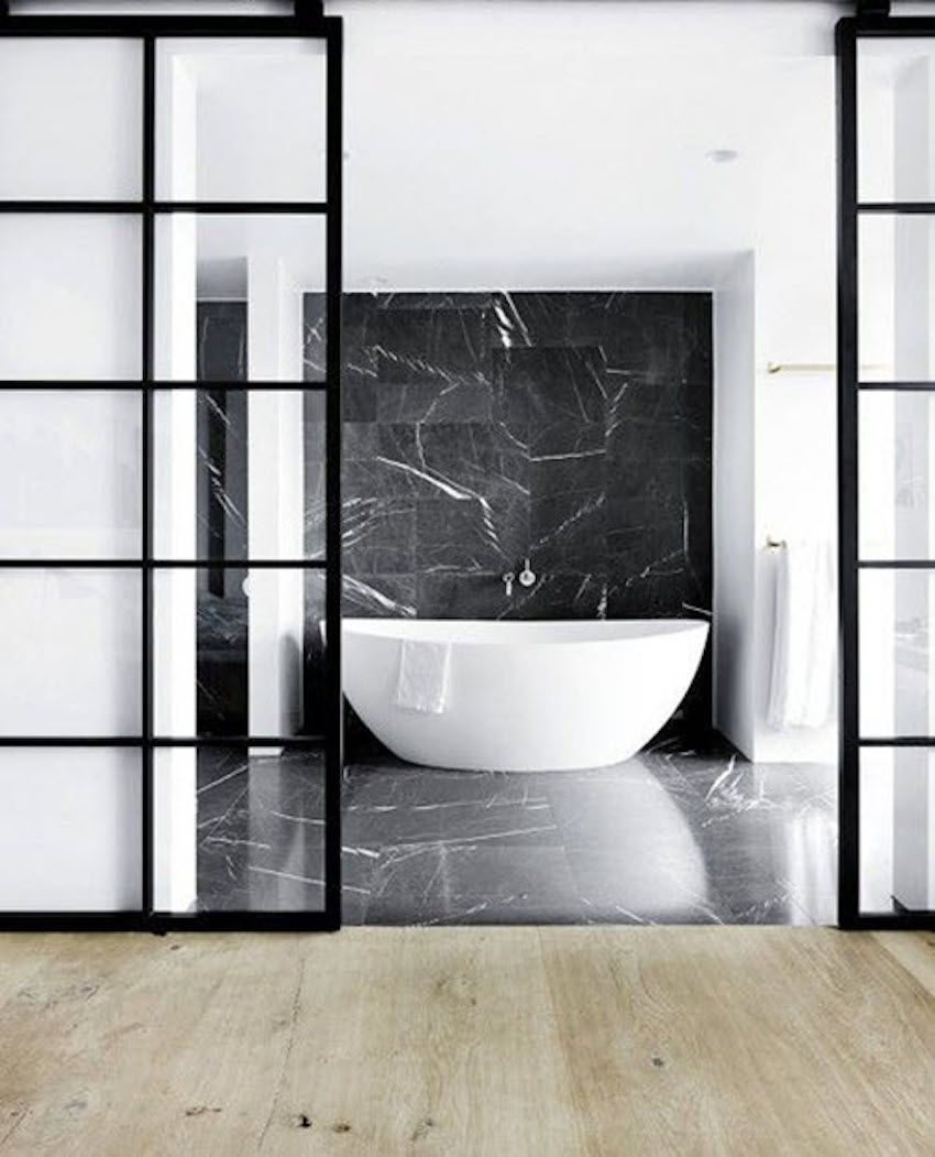 bathroom black and white ideas 10 eye catching and luxurious black and white bathroom ideas 21959