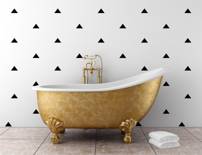 10 Glamorous Luxury Bathrooms with Golden Touch ➤To see more Luxury Bathroom ideas visit us at www.luxurybathrooms.eu #luxurybathrooms #homedecorideas #bathroomideas @BathroomsLuxury 10 Glamorous Luxury Bathrooms with Golden Touch 10 Glamorous Luxury Bathrooms with Golden Touch 10 Glamorous Luxury Bathrooms with Golden Touch 2