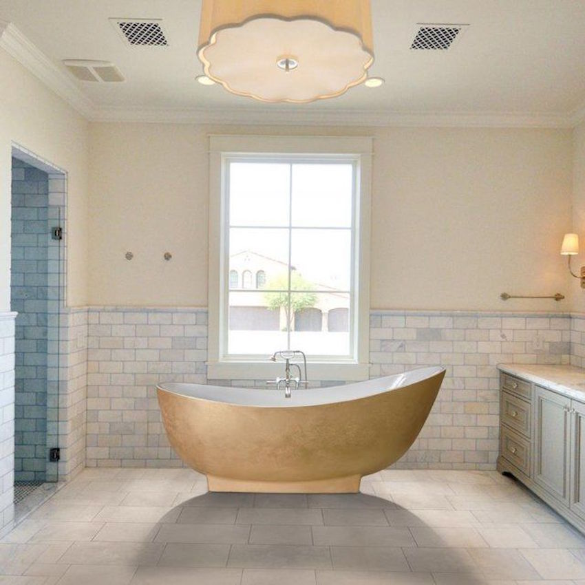 10 Glamorous Luxury Bathrooms with Golden Touch ➤To see more Luxury Bathroom ideas visit us at www.luxurybathrooms.eu #luxurybathrooms #homedecorideas #bathroomideas @BathroomsLuxury 10 Glamorous Luxury Bathrooms with Golden Touch 10 Glamorous Luxury Bathrooms with Golden Touch 10 Glamorous Luxury Bathrooms with Golden Touch 7