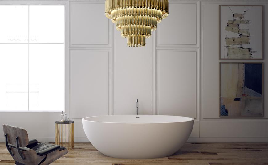 Top 10 Bathroom Lighting Ideas: 10 Lighting Design Ideas To Embellish Your Industrial Bathroom