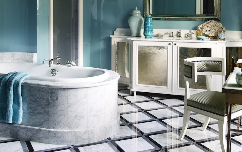 sumptuous design ideas marble tile for bathroom.  10 Sumptuous Marble Luxury Bathrooms That Will Fascinate You