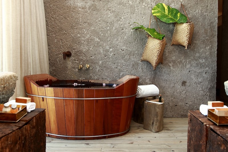 10 Fabulous Wooden Luxury Bathroom Ideas to Inspire You ➤To see more Luxury Bathroom ideas visit us at www.luxurybathrooms.eu #luxurybathrooms #homedecorideas #bathroomideas @BathroomsLuxury Wooden Luxury Bathroom 10 Fabulous Wooden Luxury Bathroom Ideas to Inspire You 10 Wooden Bathroom Ideas to Inspire You 10 800x534 top 100 interior designers Be Inspired By The Top 100 Interior Designers List From CovetED (I) 10 Wooden Bathroom Ideas to Inspire You 10 800x534