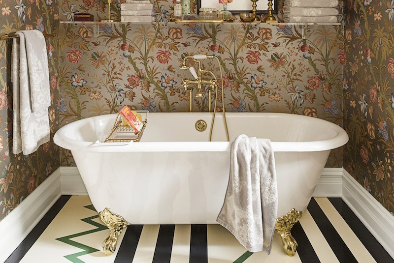 25 Colorful Bathrooms to Inspire You on This Weekend ➤To see more Luxury Bathroom ideas visit us at www.luxurybathrooms.eu #luxurybathrooms #homedecorideas #bathroomideas @BathroomsLuxury colorful bathrooms 25 Colorful Bathrooms to Inspire You This Weekend 25 Colorful Bathrooms to Inspire You on This Weekend 800x535 antonio lupi Antonio Lupi Presented New Bathroom Vanities At Salone Del Mobile 25 Colorful Bathrooms to Inspire You on This Weekend 800x535