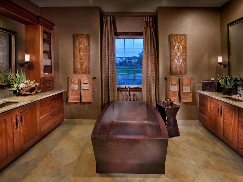 50 Magnificent Master Bathroom Part 1 To See More Luxury Ideas Visit