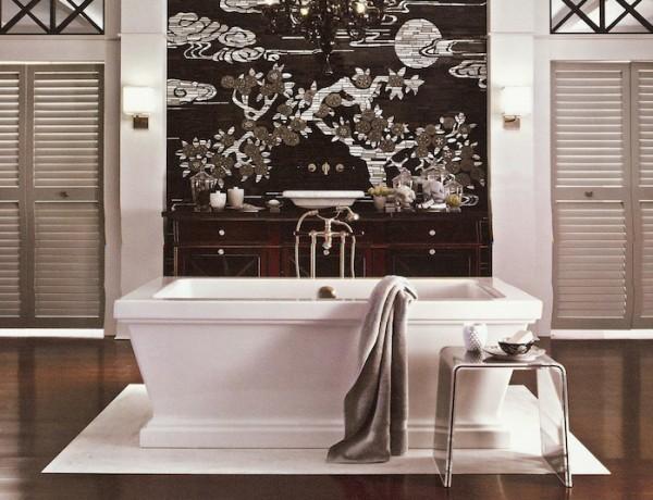 50 Magnificent Master Bathroom Ideas (part 2) ➤To see more Luxury Bathroom ideas visit us at www.luxurybathrooms.eu #luxurybathrooms #homedecorideas #bathroomideas @BathroomsLuxury