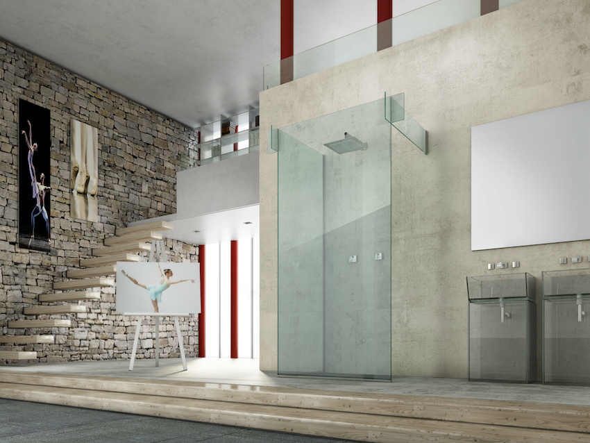 Luxury Bathrooms 10 Amazing Modern Gl Shower Enclosure Ideas To See More Bathroom