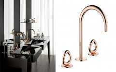 Luxury Bathrooms: Rose Gold is design trend ➤To see more Luxury Bathroom ideas visit us at www.luxurybathrooms.eu #luxurybathrooms #homedecorideas #bathroomideas @BathroomsLuxury Luxury Bathrooms: Rose Gold is Design Trend Luxury Bathrooms: Rose Gold is Design Trend Luxury Bathrooms Rose Gold is design trend 2 240x150