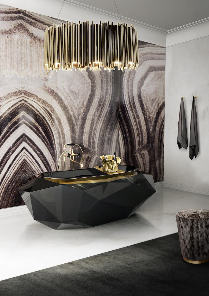 10 Striking Luxurious Bathtubs that Completely Steal the Scene ➤To see more Luxury Bathroom ideas visit us at www.luxurybathrooms.eu #luxurybathrooms #homedecorideas #bathroomideas @BathroomsLuxury Luxurious Bathtubs 10 Striking Luxurious Bathtubs that Completely Steal the Scene 10 Striking Bathtubs that Completely Steal the Scene 10