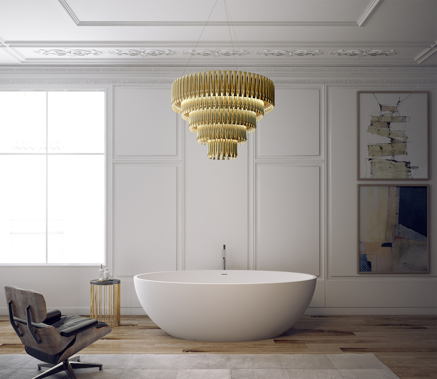 10 Striking Luxurious Bathtubs that Completely Steal the Scene ➤To see more Luxury Bathroom ideas visit us at www.luxurybathrooms.eu #luxurybathrooms #homedecorideas #bathroomideas @BathroomsLuxury Luxurious Bathtubs 10 Striking Luxurious Bathtubs that Completely Steal the Scene 10 Striking Bathtubs that Completely Steal the Scene 9