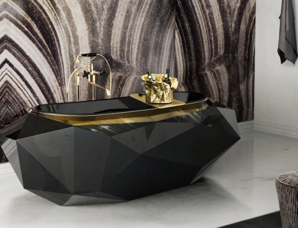 Maison Valentina Debuts Luxury Design at Salone del Mobile 2016 ➤To see more Luxury Bathroom ideas visit us at www.luxurybathrooms.eu #luxurybathrooms #homedecorideas #bathroomideas @BathroomsLuxury