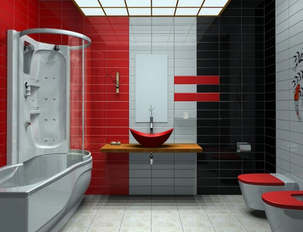10 Striking Color Scheme Ideas for Bathrooms That Will Inspire You ➤To see more Luxury Bathroom ideas visit us at www.luxurybathrooms.eu #luxurybathrooms #homedecorideas #bathroomideas @BathroomsLuxury color scheme ideas for bathrooms 10 Striking Color Scheme Ideas for Bathrooms That Will Inspire You 10 Striking Color Scheme Ideas for Bathrooms That Will Inspire You 600x460