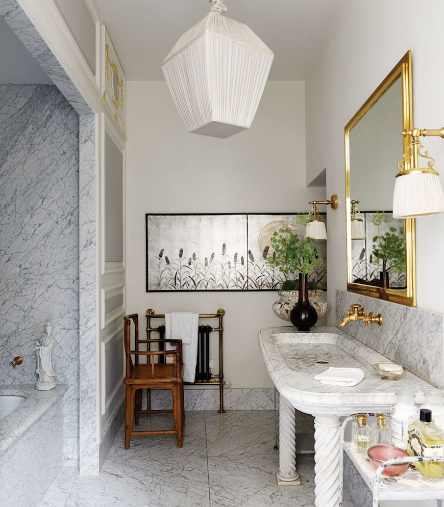 Bathroom Remodel Ideas To Inspire You: Fabulous Mirror Ideas To Inspire Luxury Bathroom Designs