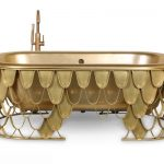 outstanding luxury bathrooms Outstanding Luxury Bathrooms That Defy Standards koi bathtub 1 150x150