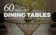 "Get Inspired With the Free e-Book ""60 Modern Dining Tables"" ➤ Discover the season's newest designs and inspirations. Visit us at www.moderndiningtables.net #diningtables #homedecorideas #diningroomideas @ModDiningTables"