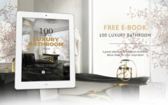 [Free eBook] 100 Must-See Luxury Bathroom Ideas to Inspire You ➤To see more Luxury Bathroom ideas visit us at www.luxurybathrooms.eu #luxurybathrooms #homedecorideas #bathroomideas @BathroomsLuxury