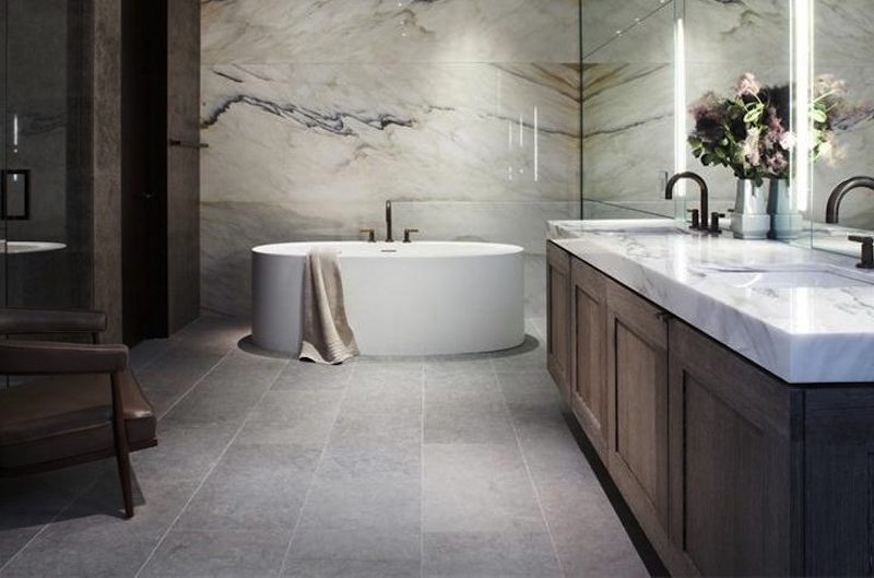 12 Luxurious Bathroom Design Ideas: The Ultimate Design Plataform For