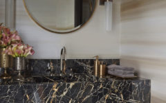 7 Luxury Bathroom Ideas by Famous Interior Designers ➤To see more Luxury Bathroom ideas visit us at www.luxurybathrooms.eu #luxurybathrooms #homedecorideas #bathroomideas @BathroomsLuxury