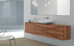 Pamper Your Home with These Amazing Wooden Bathroom Cabinets ➤To see more Luxury Bathroom ideas visit us at www.luxurybathrooms.eu #luxurybathrooms #homedecorideas #bathroomideas @BathroomsLuxury
