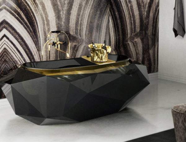 maison valentina MAISON VALENTINA'S LUXURY BATHROOM AT MAISON ET OBJET PARIS feat 600x460