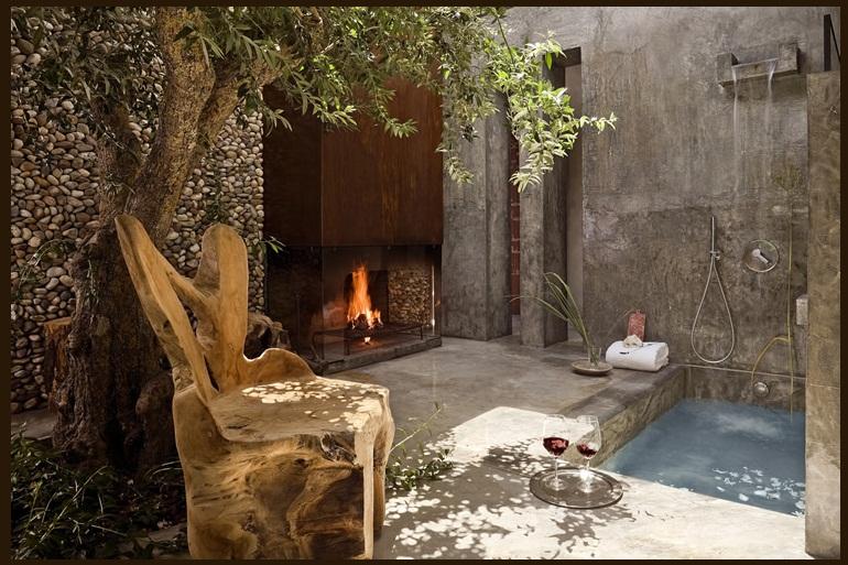 Luxury Bathrooms: Top 20 stunning outdoor bathrooms ➤To see more Luxury Bathroom ideas visit us at www.luxurybathrooms.eu #luxurybathrooms #homedecorideas #bathroomideas @BathroomsLuxury stunning outdoor bathrooms Luxury Bathrooms: Top 20 stunning outdoor bathrooms (Part 2) 55