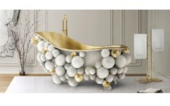 10 Must Have Accessories for Luxury Bathrooms by the best Designers ➤To see more Luxury Bathroom ideas visit us at www.luxurybathrooms.eu #luxurybathrooms #homedecorideas #bathroomideas @BathroomsLuxury 10 must have accessories 10 Must Have Accessories for Luxury Bathrooms by the best Designers feat3 240x150