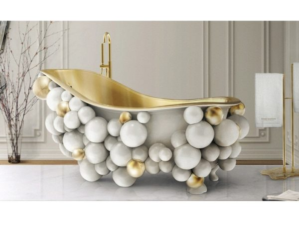 10 Must Have Accessories for Luxury Bathrooms by the best Designers ➤To see more Luxury Bathroom ideas visit us at www.luxurybathrooms.eu #luxurybathrooms #homedecorideas #bathroomideas @BathroomsLuxury