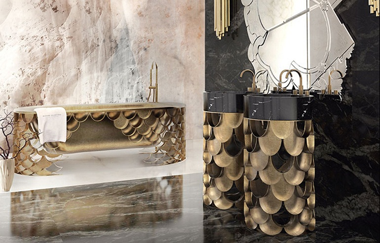 50 Jaw-dropping home decorating ideas for bathroom sets (Part 1) ➤To see more Luxury Bathroom ideas visit us at www.luxurybathrooms.eu #luxurybathrooms #homedecorideas #bathroomideas @BathroomsLuxury home decorating ideas for bathroom 50 Jaw-dropping home decorating ideas for bathroom sets (Part 1) maison valentina lead
