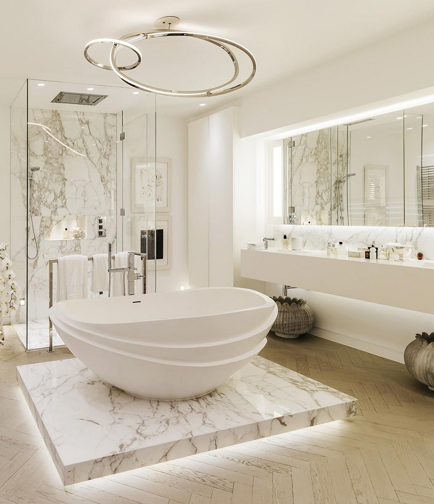 Get Inspired By This Bathroom Ideas By Famous Interior Designers