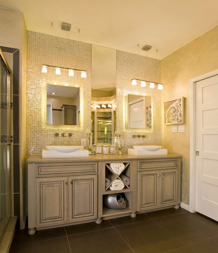 24 Stunning Luxury Bathroom Ideas For