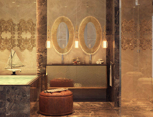 Meet the stunning top 8 millionaire bathrooms in the world ➤To see more Luxury Bathroom ideas visit us at www.luxurybathrooms.eu #luxurybathrooms #homedecorideas #bathroomideas @BathroomsLuxury millionaire bathrooms Meet The Stunning Top 8 Millionaire Bathrooms In The World 5 Copy 600x460