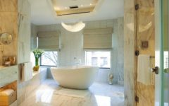Luxury Bathrooms: 50 DECORATING IDEAS FOR BATHROOM SETS