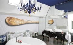 luxury bathroom 24 Stunning Luxury Bathroom Ideas For His-and-Hers Bathroom Sinks feat 5 240x150