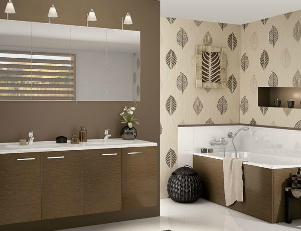 Wallpapers for Luxury Bathrooms Best Selection of Wallpapers for Luxury Bathrooms feat 8 600x460