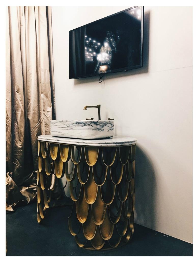 Luxury Bathrooms Highlights From Maison et Objet 2017 maison et objet 2017 Luxury Bathrooms Highlights From Maison et Objet 2017 2 13