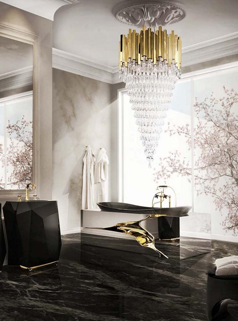 interior design trends 2017 Inspiring Interior Design Trends 2017 for Luxury Bathrooms Inspiring Interior Design Trends 2017 for Luxury Bathrooms 11 1