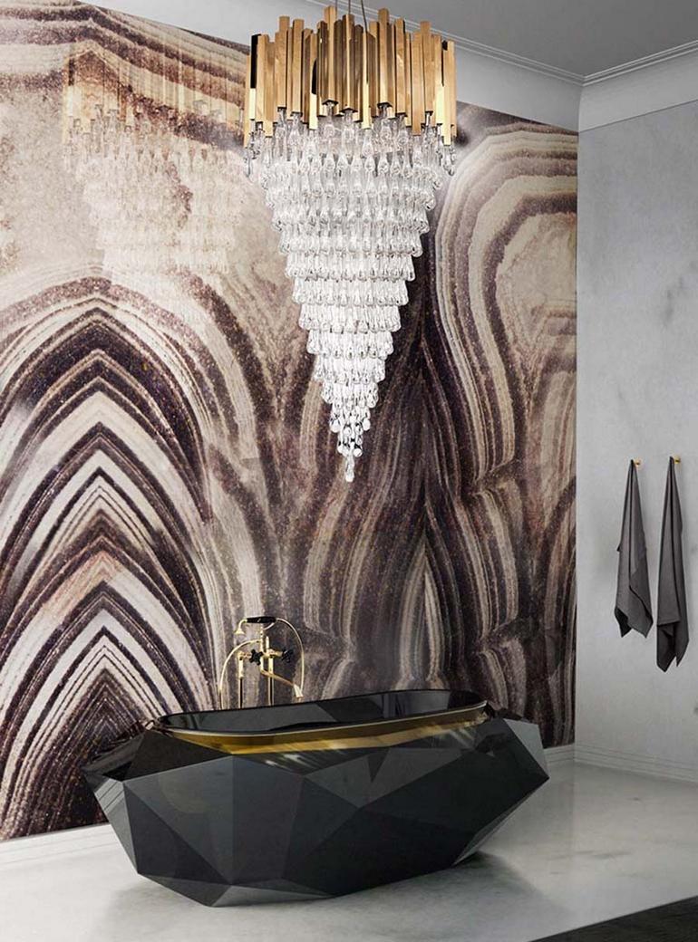 interior design trends 2017 Inspiring Interior Design Trends 2017 for Luxury Bathrooms Inspiring Interior Design Trends 2017 for Luxury Bathrooms 12 1