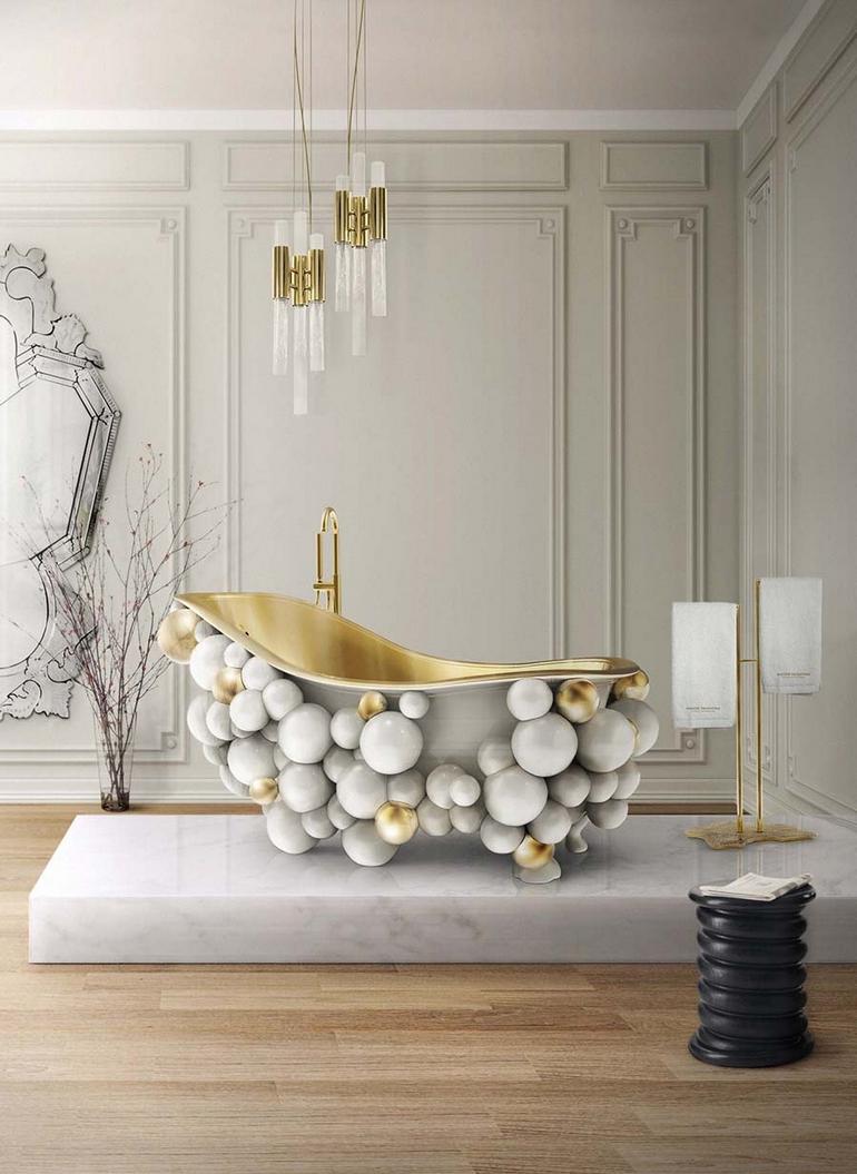 interior design trends 2017 Inspiring Interior Design Trends 2017 for Luxury Bathrooms Inspiring Interior Design Trends 2017 for Luxury Bathrooms 13 1