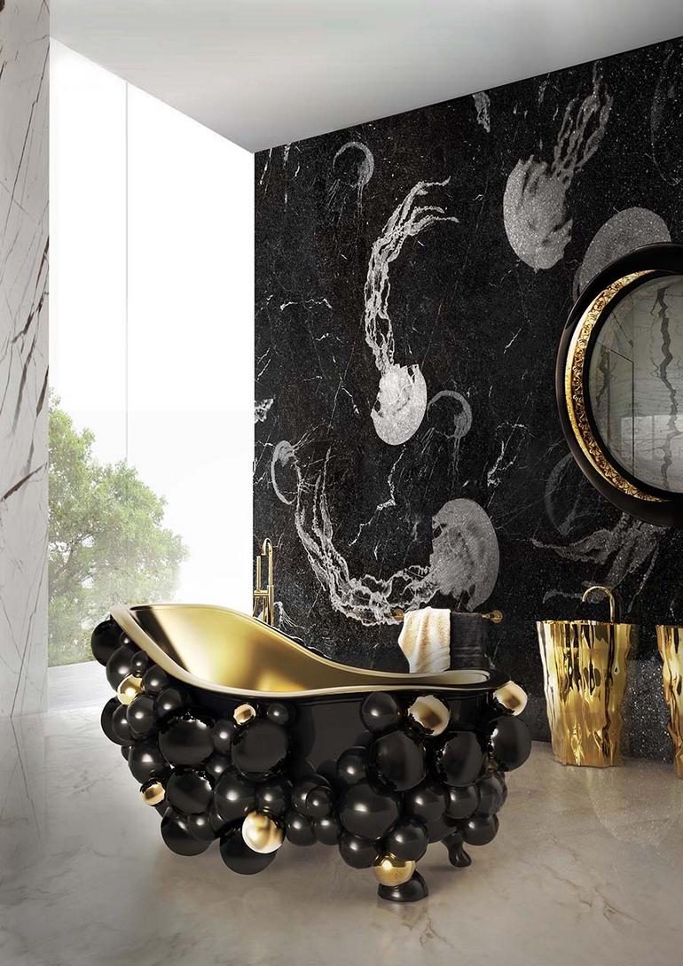 interior design trends 2017 Inspiring Interior Design Trends 2017 for Luxury Bathrooms Inspiring Interior Design Trends 2017 for Luxury Bathrooms 15 1