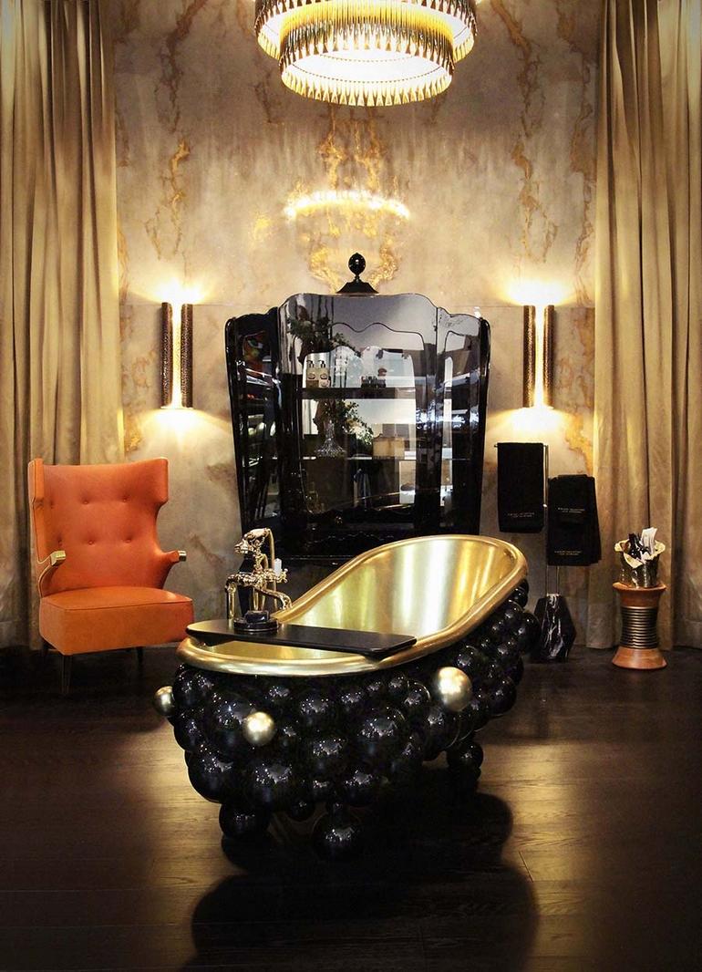 interior design trends 2017 Inspiring Interior Design Trends 2017 for Luxury Bathrooms Inspiring Interior Design Trends 2017 for Luxury Bathrooms 18 1
