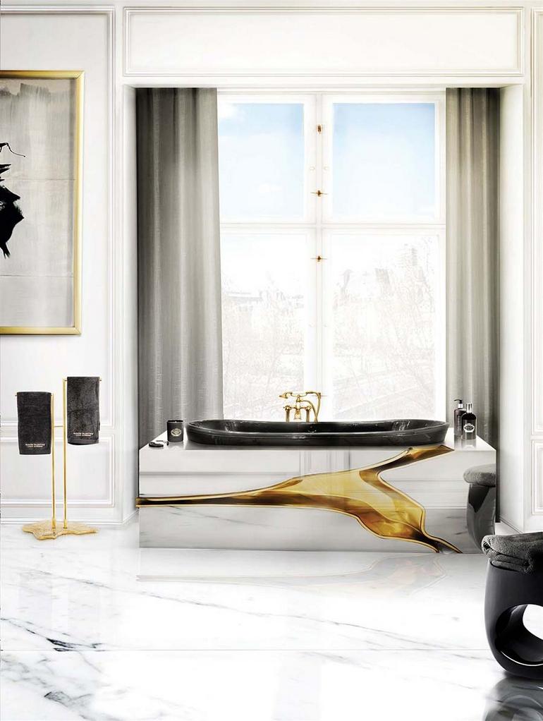 inspiring interior design trends 2017 for luxury bathrooms interior design trends 2017 inspiring interior design trends - Inspiring Interior Design