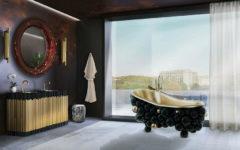 Luxury Bathrooms Blog: Inspiring Interior Design Trends 2017 for Luxury Bathrooms ➤To see more Luxury Bathroom ideas visit us at www.luxurybathrooms.eu #luxurybathrooms #homedecorideas #bathroomideas @BathroomsLuxury